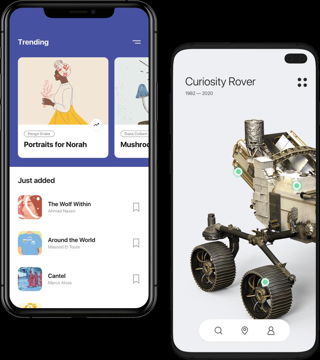 Fabrx Mobile Design System 5