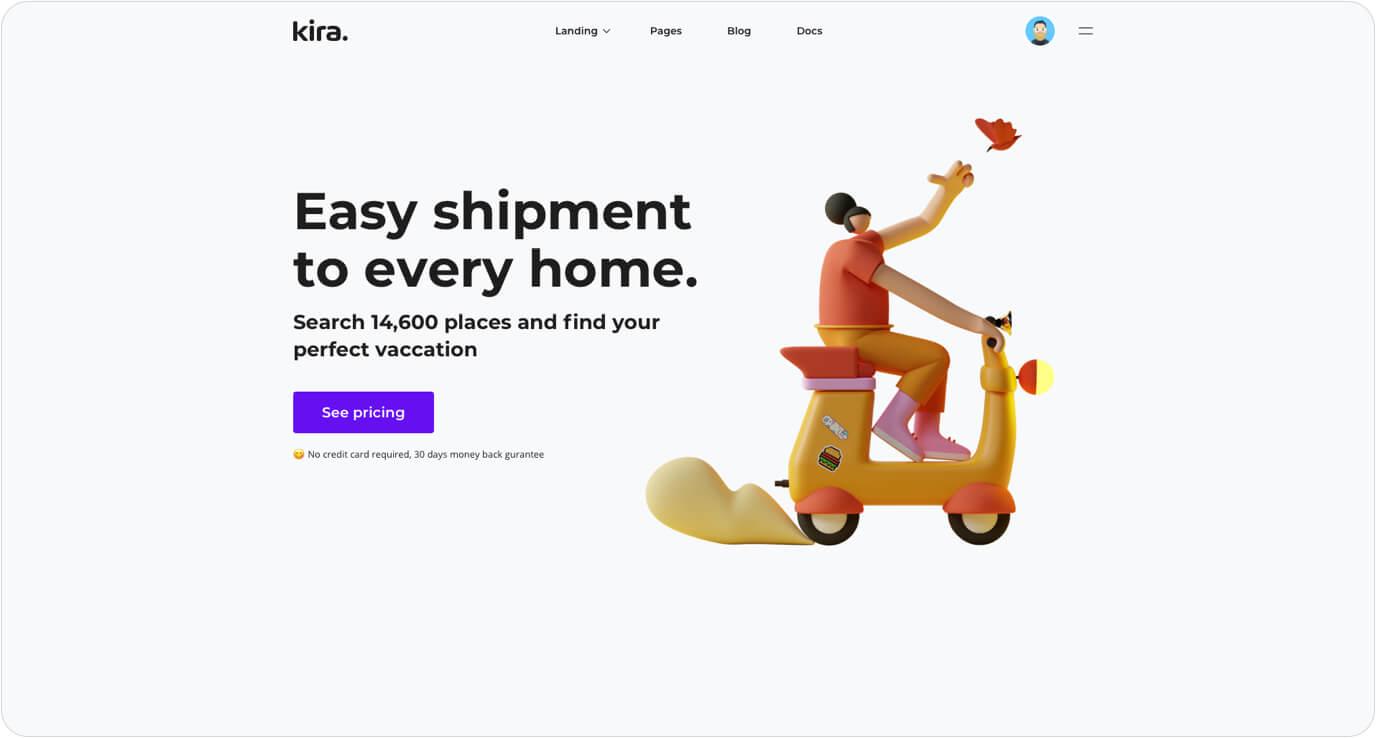Kira – Mini Design System